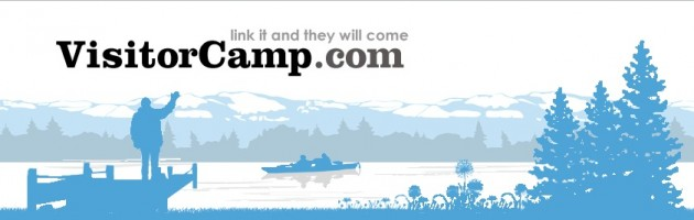 VisitorCamp Website Package Service - VisitorCamp Logo