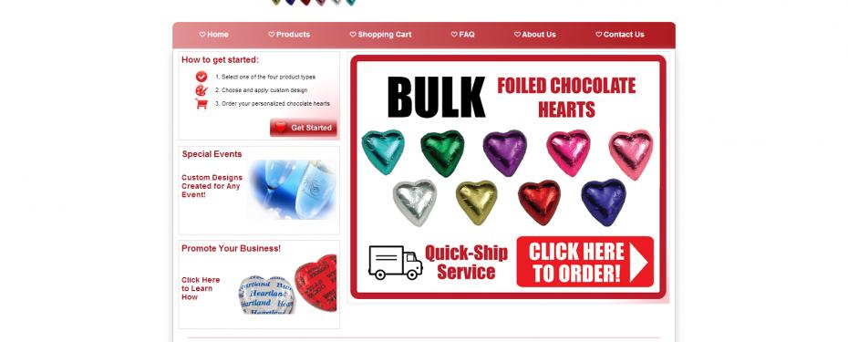Custom E-Commerce Website Design