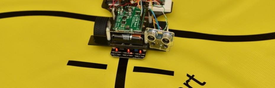 Pi Bot Robot Kit